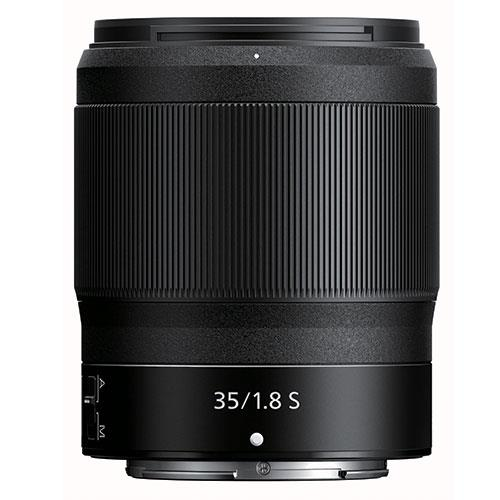 Nikkor Z 35mm f1.8 S Lens Product Image (Primary)