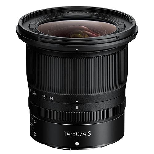 NIKKOR Z 14-30mm f/4 S Lens Product Image (Primary)