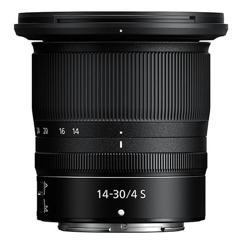 NIKKOR Z 14-30mm f/4 S Lens Product Image (Secondary Image 1)