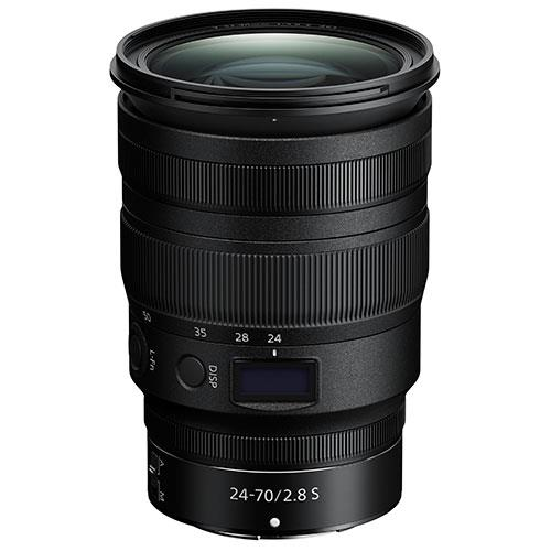 Nikkor Z 24-70mm f2.8 S Lens Product Image (Primary)
