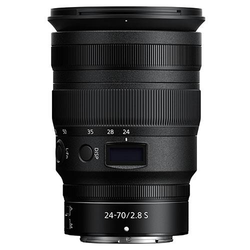 Nikkor Z 24-70mm f2.8 S Lens Product Image (Secondary Image 1)