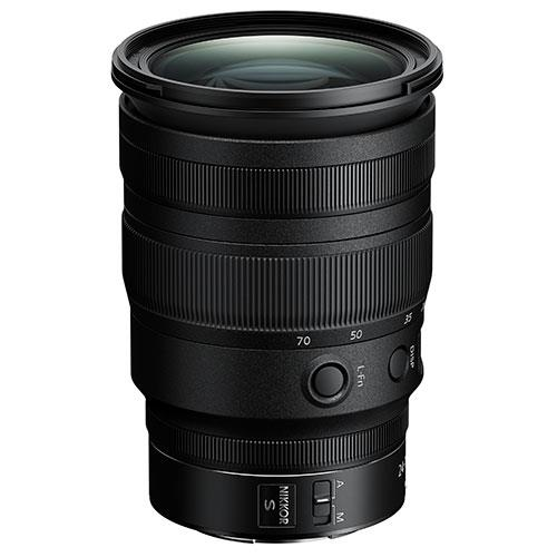 Nikkor Z 24-70mm f2.8 S Lens Product Image (Secondary Image 2)