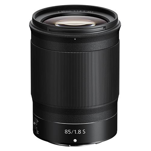 Nikkor Z 85mm F/1.8 S Lens Product Image (Primary)