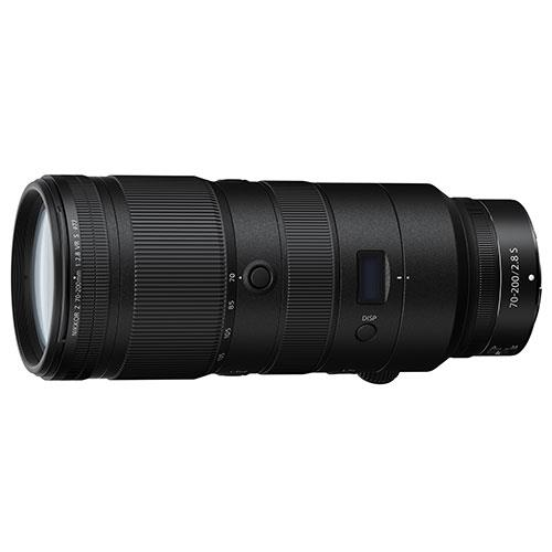Nikkor Z 70-200mm f/2.8 VR S Lens Product Image (Secondary Image 1)