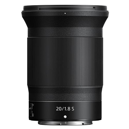 NIKON NIKKOR Z 20mm f/1.8s Product Image (Secondary Image 1)