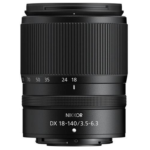 NIKOR Z DX 18-140mmf/3.5-6.3VR Product Image (Primary)