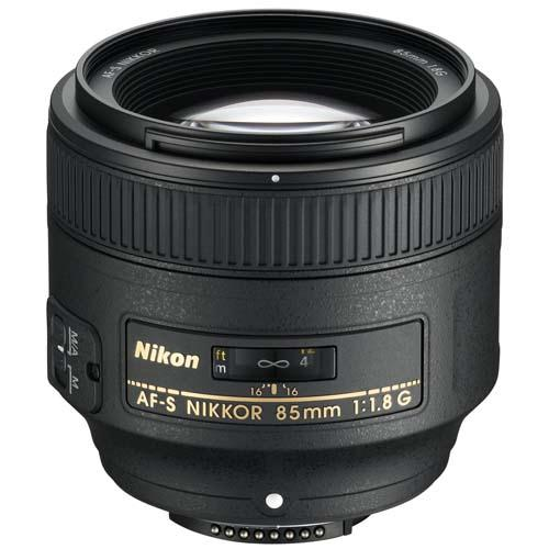 NIKON AFS 85MM f/1.8 G Product Image (Primary)