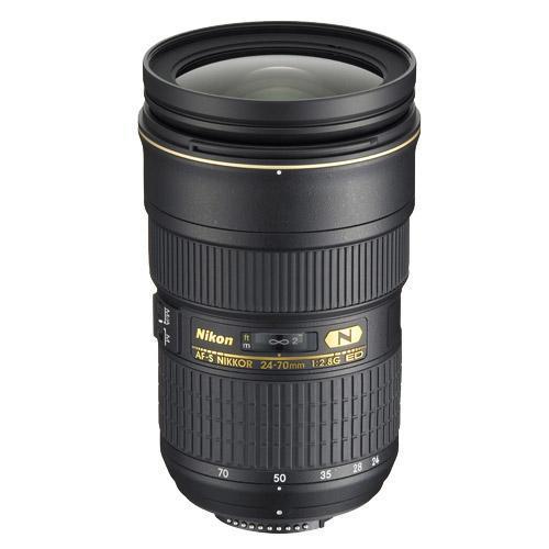 24-70mm f/2.8G ED AF-S NIKKOR Product Image (Primary)