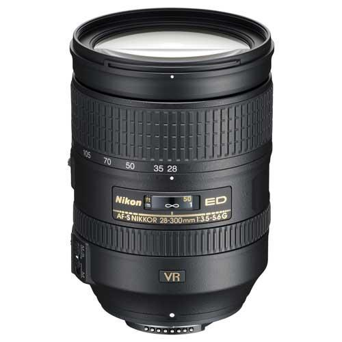 AF-S 28-300mm f3.5-5.6 G ED VR Lens Product Image (Primary)