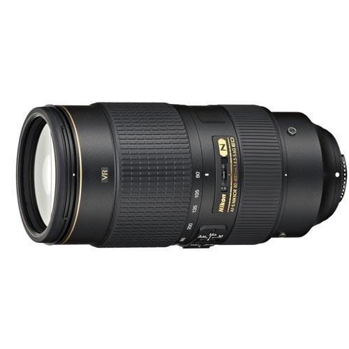 AF-S 80-400mm f/4.5-5.6G ED VR Lens Product Image (Secondary Image 1)