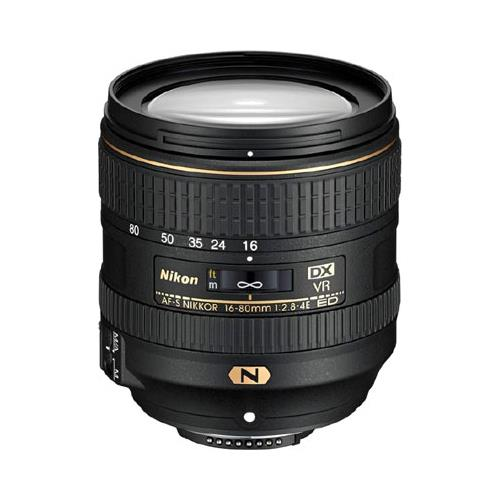 16-80mm f/2.8-4G VR DX Lens Product Image (Primary)