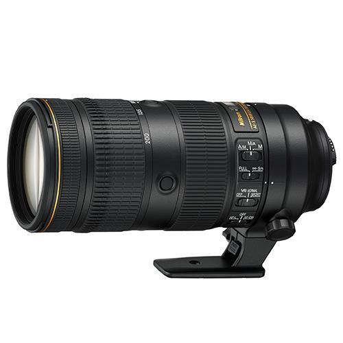 AF-S NIKKOR 70-200mm f/2.8E FL ED VR Lens Product Image (Secondary Image 1)