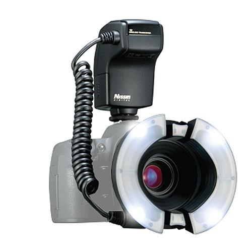 NISSIN MF18 RING FLASH - CANON Product Image (Secondary Image 1)