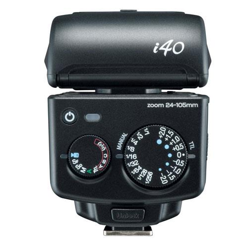 i40 Flashgun - 4/3rds Product Image (Secondary Image 1)
