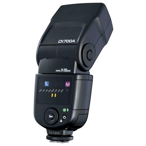 NISSIN Di700A & COMMANDER SONY Product Image (Secondary Image 1)
