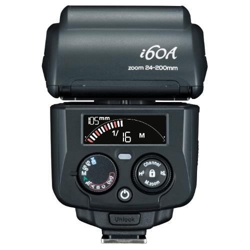 Nissin i60A Flashgun - Sony Product Image (Secondary Image 1)