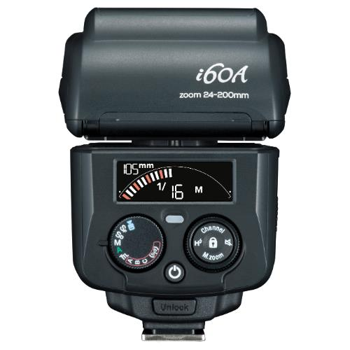 Nissin i60A Flashgun -  Nikon Product Image (Secondary Image 1)