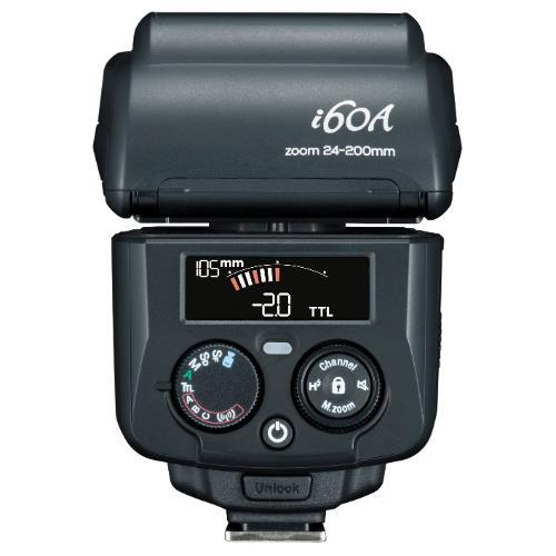 Nissin i60A Flashgun -  Canon Product Image (Secondary Image 1)