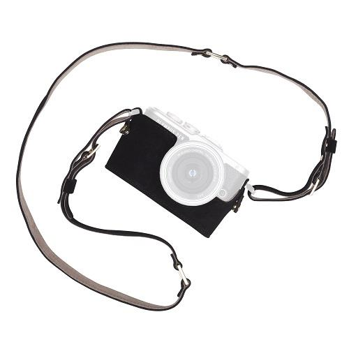 Camera Outfit Hei Coffee - Body Jacket & Strap Product Image (Secondary Image 2)