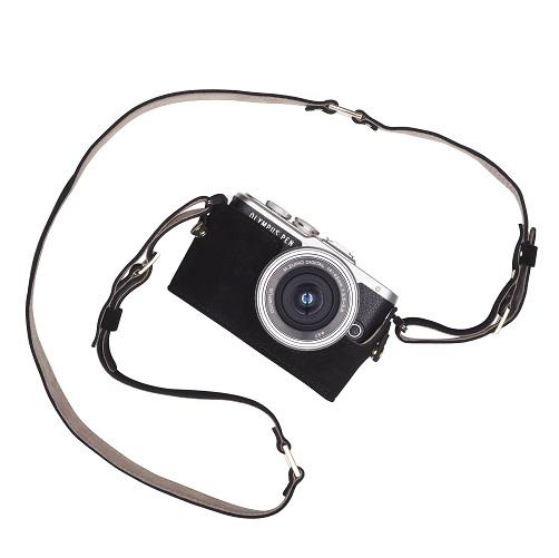 Camera Outfit Hei Coffee - Body Jacket & Strap Product Image (Secondary Image 3)