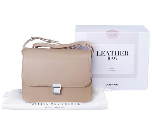 Just Nude Shoulder Bag Product Image (Secondary Image 3)