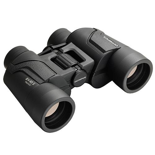 8x40 S Binoculars in Black Product Image (Primary)