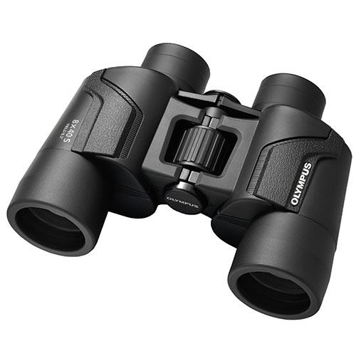 8x40 S Binoculars in Black Product Image (Secondary Image 1)
