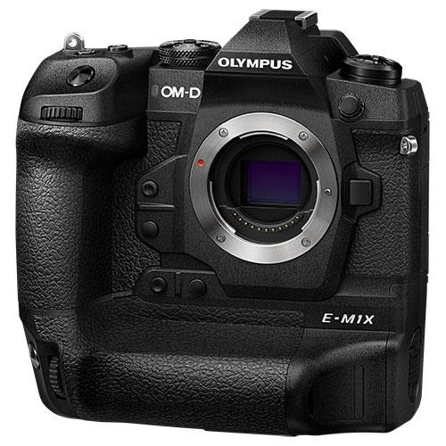 OM-D E-M1X Mirrorless Camera Body  Product Image (Secondary Image 2)