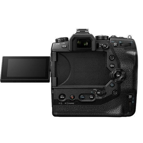 OM-D E-M1X Mirrorless Camera Body  Product Image (Secondary Image 3)