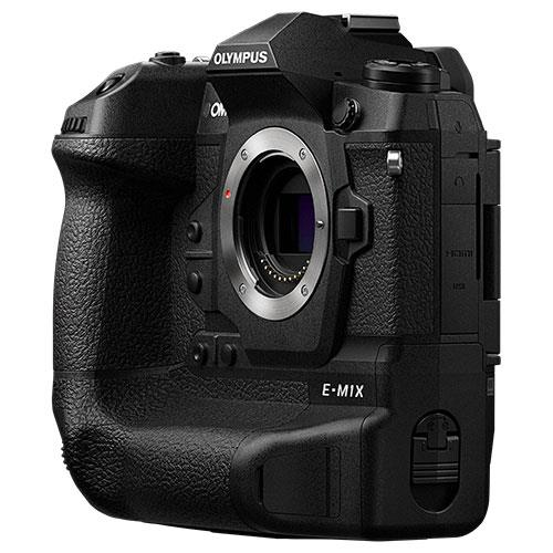 OM-D E-M1X Mirrorless Camera Body  Product Image (Secondary Image 5)
