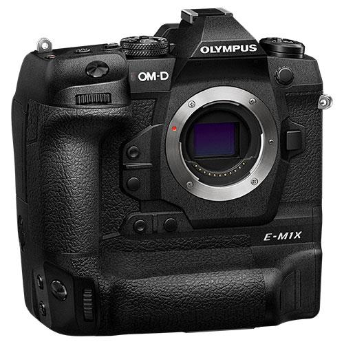 OM-D E-M1X Mirrorless Camera Body  Product Image (Secondary Image 6)