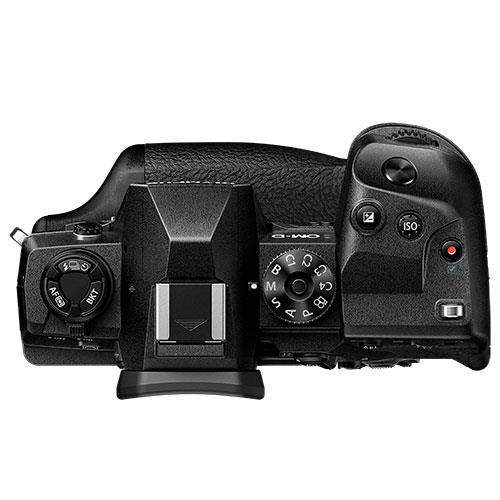 OM-D E-M1X Mirrorless Camera Body - Ex Display Product Image (Secondary Image 3)
