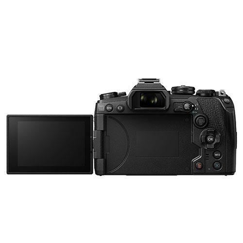 OM-D E-M1 Mark III Mirrorless Camera with 12-40mm Lens  Product Image (Secondary Image 3)