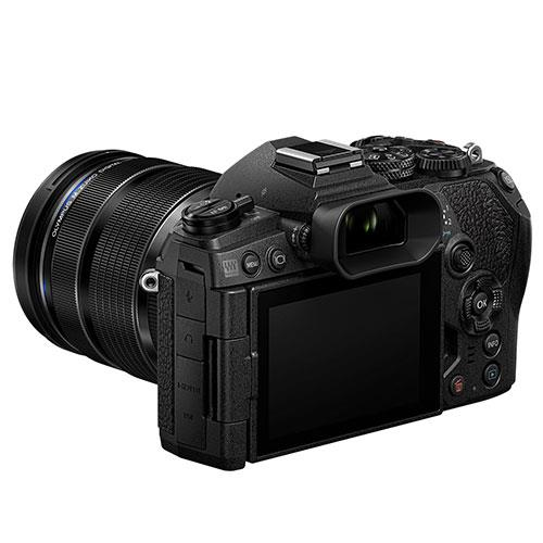 OM-D E-M1 Mark III Mirrorless Camera with 12-40mm Lens  Product Image (Secondary Image 4)