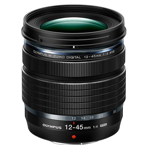 12-45mm F4 Pro Lens Product Image (Primary)