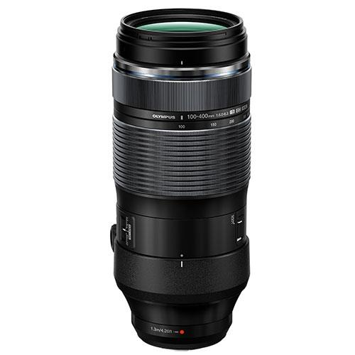 M.Zuiko Digital ED 100-400mm F5.0-6.3 IS Lens Product Image (Secondary Image 1)