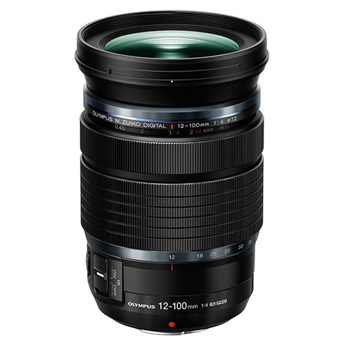 M.Zuiko Digital ED 12-100mm f/4.0 IS Pro Lens Product Image (Primary)