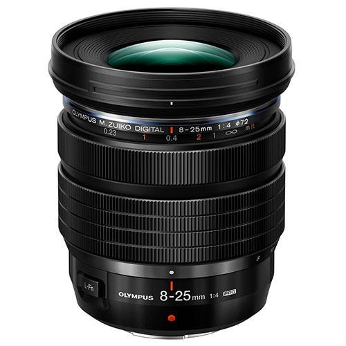 M.Zuiko 8-25mm f4.0 Pro Lens Product Image (Primary)