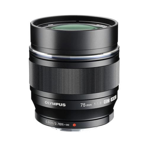 OLY M.ZUIKO 75mm 1:1.8 LENS Product Image (Primary)