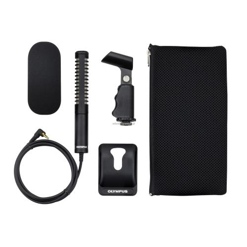 Olympus ME-31 Gun Microphone Product Image (Secondary Image 1)
