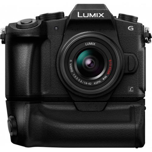 Battery Grip DMW-BGG1 for the Panasonic Lumix DMC-G80 Product Image (Secondary Image 3)