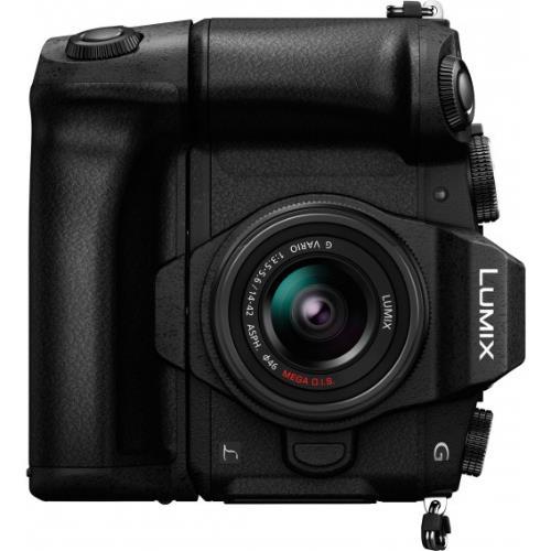 Battery Grip DMW-BGG1 for the Panasonic Lumix DMC-G80 Product Image (Secondary Image 5)