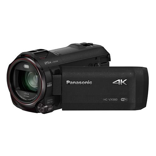 HC-VX980 4K Camcorder Product Image (Primary)