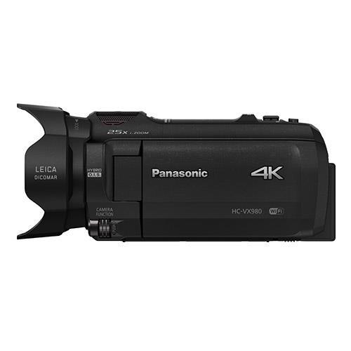 HC-VX980 4K Camcorder Product Image (Secondary Image 1)