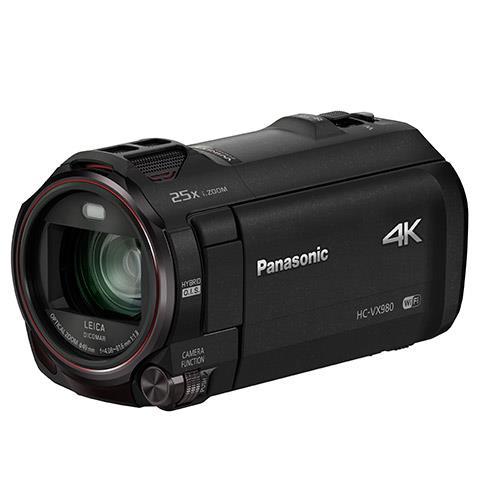 HC-VX980 4K Camcorder Product Image (Secondary Image 2)