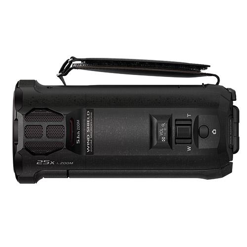 HC-VX980 4K Camcorder Product Image (Secondary Image 3)