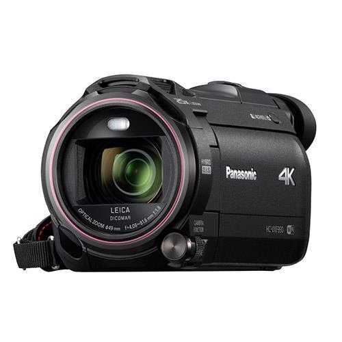 HC-VXF990 4K Camcorder Product Image (Secondary Image 1)