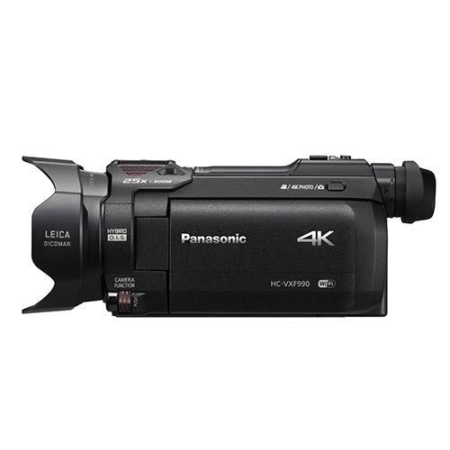 HC-VXF990 4K Camcorder Product Image (Secondary Image 3)