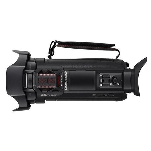 HC-VXF990 4K Camcorder Product Image (Secondary Image 4)