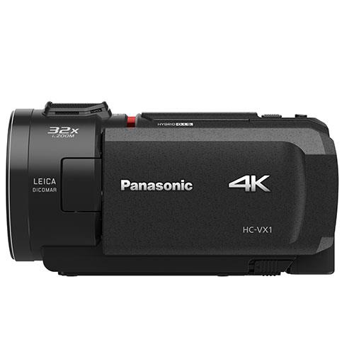 HC-VX1 4K Camcorder Product Image (Secondary Image 1)